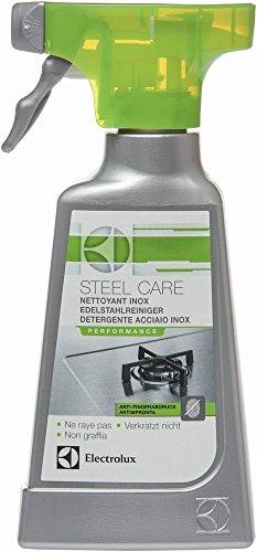 Electrolux 9029793149 Detergente per Piani Acciaio Steel Care - 250 ml
