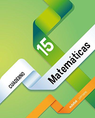 Cuaderno Matemáticas 15 - 9788468314464