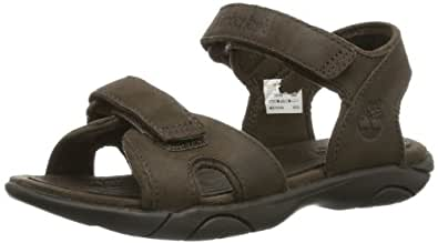 Timberland Earthkeepers Rye Harbor 2 Strap, Unisex-Child Sandals, Brown, 3.5 UK
