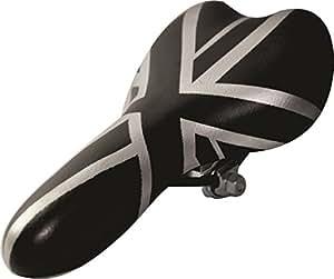 LEMON BICYCLE/BIKE PU SADDLE SEAT LM02 BLACK