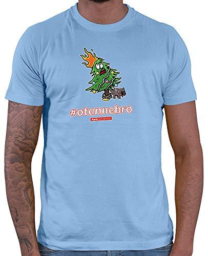 HARIZ  Herren T-Shirt Pixbros Otannebro Xmas Weihnachten -