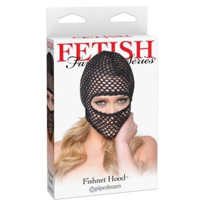 Pipedream - Fetish Fantasy - Fischnetz, 1er (Masquarade Masken)