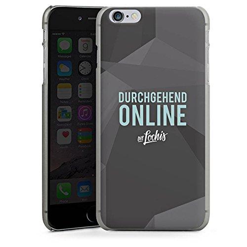 Apple iPhone SE Hülle Case Handyhülle Die Lochis Merchandise Durchgehend Online Hard Case anthrazit-klar
