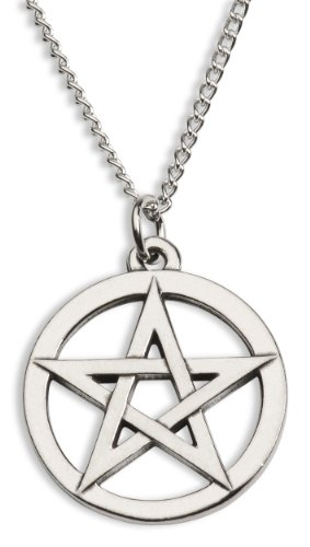 Supernatural Accessories / Pentagram Necklace / ANL-52 (japan import)