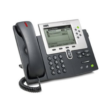 Cisco 7961G IP System Telephone (CP-7961G=) - (Certified Refurbished)