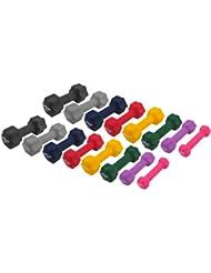 Neopren Gymnastik Hanteln Hantel Gewichte - Frei wählbare Gewichtsabstufungen