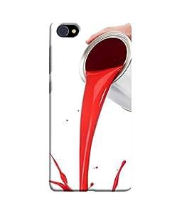 PrintVisa Designer Back Case Cover for Vivo X7 Plus (Painitings Watch Cute Fashion Laptop Bluetooth )