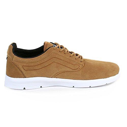Vans Iso 1.5, Sneakers Basses Mixte Adulte (suede) bistre/