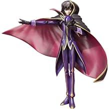 "Bandai Tamashii Nations Lelouch Zero ""Code Geass R2"" S.H. Figuarts Action Figure (japan import)"