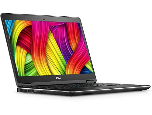 Dell Latitude E7440 | Intel i5 | 1.9 GHz | 8 GB | 120 GB SSD | 14 Zoll | Webcam | Windows 10 | 1366 Mobiles Business Notebook (Generalüberholt) -