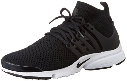 Nike Herren Air Presto Flyknit Ultra in schwarz