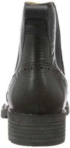 Sebago SARANAC SHORT B433002 Damen Biker Boots Schwarz (Black)