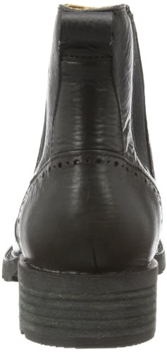 Sebago  SARANAC SHORT, Bottes et bottines cowboy femme Noir (Black)