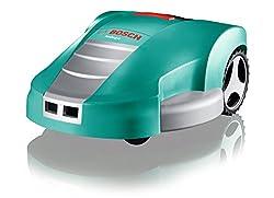 Bosch Mähroboter Indego (für bis zu 1000m² Rasenfläche, Grasschnitthöhe 20-60 mm, im Karton)