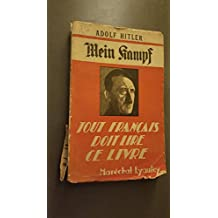 Mein Kampf- Mon Combat (Extraits) Adolf Hitler