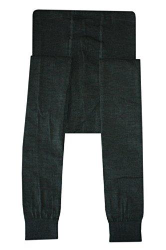 Weri Spezials Herren Leggings Wolle in Olivgruen Gr. 50-52 (Olivgrün Strumpfhosen)