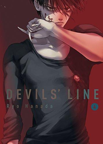 Devils' Line 4 por Ryoh Hanada