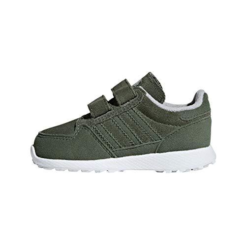 adidas Forest Grove Cf I - basgrn/basgrn/gretwo, Größe:26