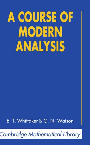 a-course-of-modern-analysis-4th-edition-paperback-cambridge-mathematical-library