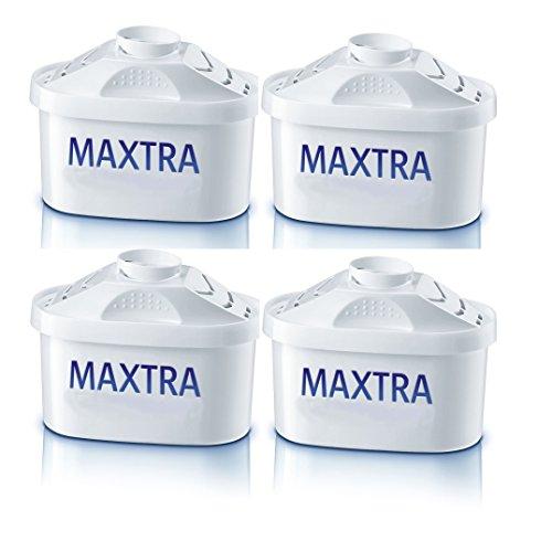 4Filter Wasser Krug Filter Ersatz für Brita Mavea Maxtra, Elemaris, Aluna Cool, Marella, Aluna Cool, Fjord Cool Plus, Laica Bi-Fluc