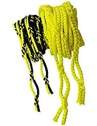 runlock–Cuerda de nieve Tamaño Mediano), color amarillo