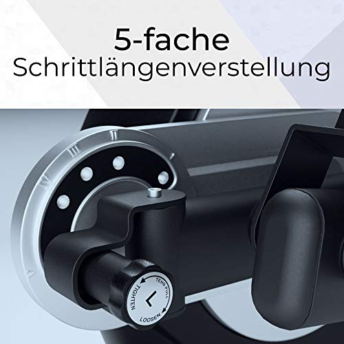 Crosstrainer CX 75 – Heimtrainer in Studioqualität kaufen  Bild 1*