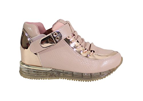 By Shoes Damen Sneakers Pink