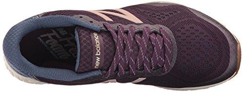 New Balance Damen Wtgob Traillaufschuhe Aubergine/Vintage Indigo