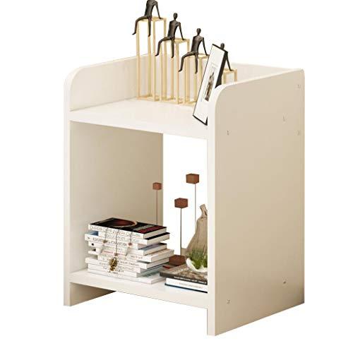 Moderner Runder Schrank (YUER Nachttisch einfacher moderner Kleiner Schrank, Schließfach, zum des einfachen Schlafzimmerseitenschrankschließfachs zusammenzubauen (Color : G))