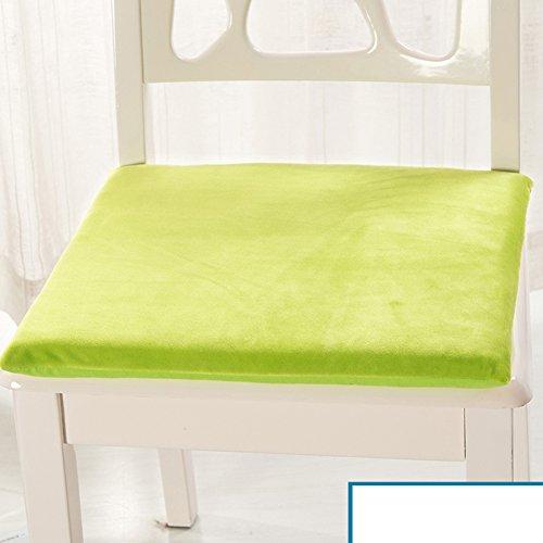 Büro-stuhl-kissen/dining stuhl kissen/car seat dämpfung/student sitzkissen-L 40x40cm(16x16inch)
