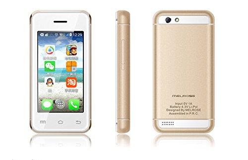 """photo sudroid Unlocked téléphone mobile 2,45 """"mini mode téléphone intelligent"""