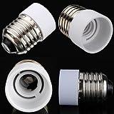 #10: E27 to E14 Fitting Light Lamp Bulb Adapter Converter