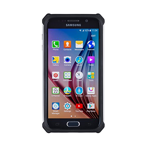 CAT Caterpillar Active Urban Clip-On Schutzhülle Case Cover für Samsung Galaxy S6 - Schwarz