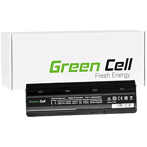 Green Cell® Extended Serie Portátil Batería para HP Compaq Presario CQ57-455SK Ordenador