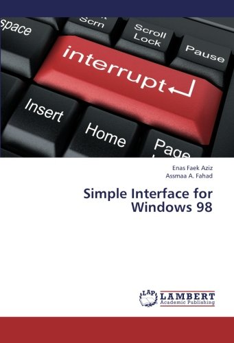 Simple Interface for Windows 98