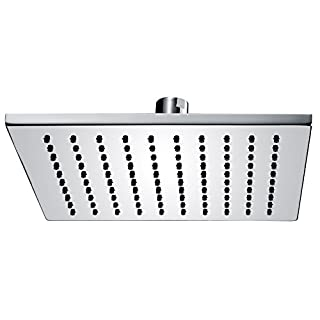 Aqua Concept Tarvos Rain Shower Head – Pack of 1, 04 007.400 01