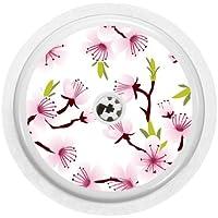 Freestyle Libre Sensor Vinyl Aufkleber (White Cherry Blossom) preisvergleich bei billige-tabletten.eu