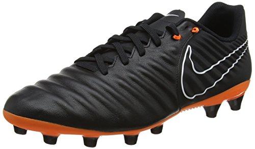 Nike Tiempo Legend VII Academy, Scarpe da Fitness Uomo, Multicolore (Black/Total Orange-B 080), 44 EU