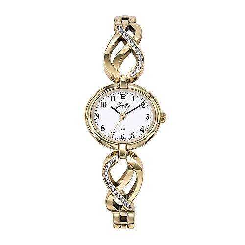 Joalia Femme Analogique Quartz Montre avec Bracelet en Laiton 630562