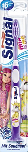 Signal Junior Zahnbürste, 6er Pack (Farbe nicht wählbar)