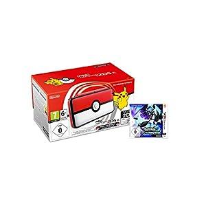New Nintendo 2DS XL Poké Ball Edition + Pokémon Ultramond