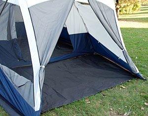 Sportz Footprint for SUV Tent by SPORTZ BY NAPIER (Zelt Suv)