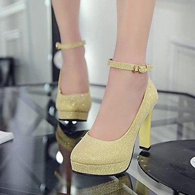Moda Donna Sandali Sexy donna tacchi Primavera / Estate / Autunno tacchi / Punta PU Office & Carriera / Casual Stiletto Heel Altri Red