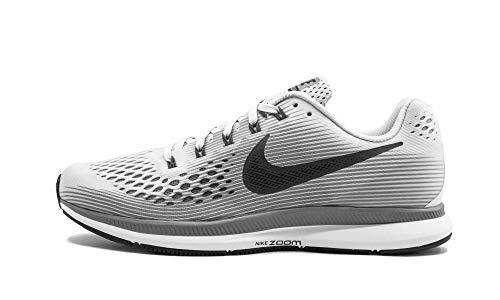 Nike Air Zoom Pegasus 34 Grigio/Nero 17/18 42 Grigio/Nero