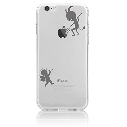 iPhone 7 Silikon Hülle,iPhone 7 Hülle,Sunroyal TPU Case Schutzhülle Silikon Crystal Kirstall Clear Case Durchsichtig,Funny Pinkeln Pee Junge Malerei Muster Transparent Weichem Silikon Schutzhülle Hand Pattern 19