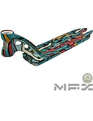 'MGP Madd Gear MFX Ltd 4,5Wrapped Deck mfxle