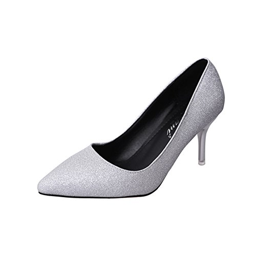 Printemps pointu chaussures à talon/Fashion Lady shoes/sauvage des chaussures de mariage A