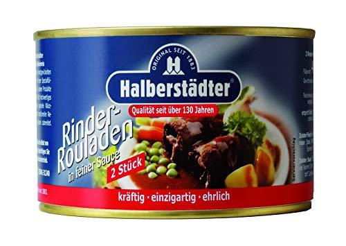 Halberstädter 2 Rinderrouladen mit Ostalgie-Karte Alles Gute