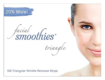 Facial Smoothies pack parches