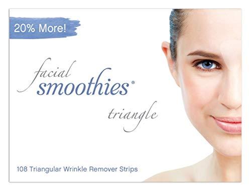 Facial Smoothies Streifen/Patches, dreieckig, gegen Falten  -
